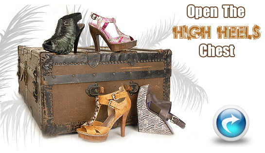 Read Reviews on High Heel Shoes
