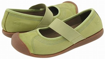 Style Information: Keen Sienna Mary Jane are Mary Jane with comfort, protection, style and durability. The upper is made from Nubuck leather which is