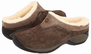 Merrell Encore Ice Mule Clogs - Wool