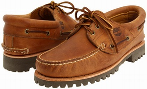 Timberland 3 Eye Classic Lug Shoes Oiled
